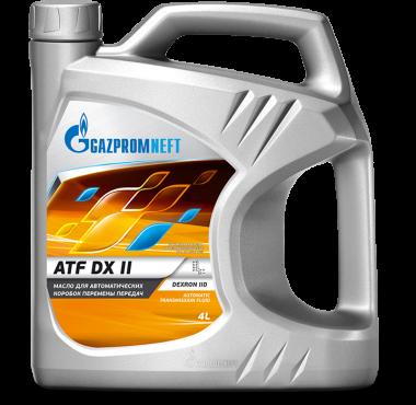 Gazpromneft ATF DX II - Automatic Transmission Fluid